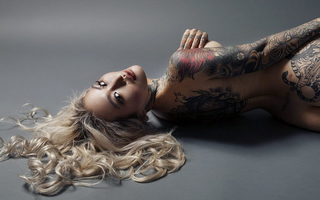 Are Individuals With Tattoos More Promiscuous?