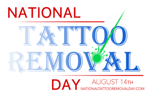 National Tattoo Removal Day!